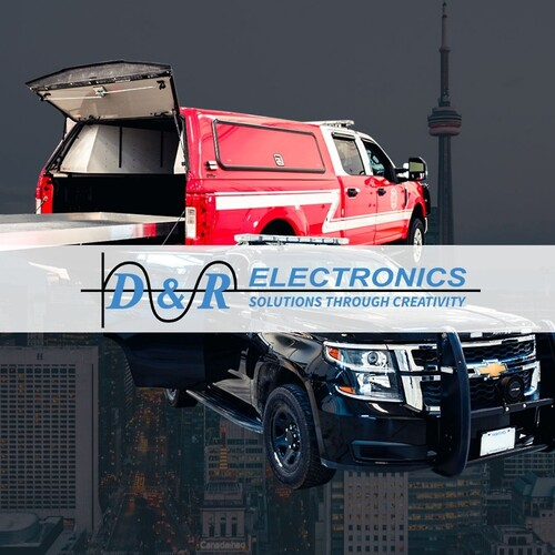 D&R Electronics Co. Ltd.: Creative Solutions for Emergency Fleets, Including Design, Manufacture, and Install