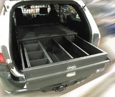Selecting the Right SUV Drawer System